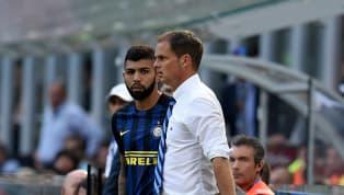Ex-técnico da Inter, De Boer dispara contra Gabigol: 'Tem que se olhar no espelho, só andava'