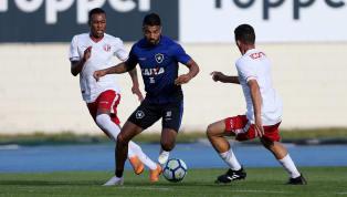 Aguirre volta a ser a aposta do Botafogo, após intertemporada e brilho em jogo-treino