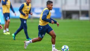 Marinho é regularizado e fica pronto para estrear com a camisa do Grêmio