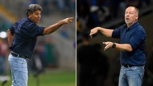 Renato e Mano são os técnicos mais longevos do futebol brasileiro