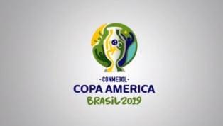 Conmebol divulga logo oficial da Copa América 2019, que acontece no Brasil