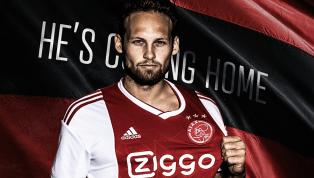 Oficial: Daley Blind deixa o Manchester United e volta para o Ajax