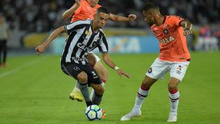 Luiz Fernando volta a treinar após extrair dente e reforça o Botafogo contra o Corinthians