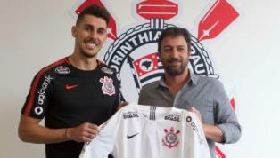 Em treino, Osmar Loss escala Corinthians para enfrentar o Botafogo