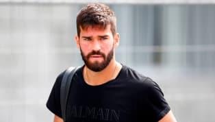 Roma aceita proposta do Liverpool por Alisson, diz jornal