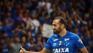 Hernan Barcos aparece no BID e já pode atuar pelo Cruzeiro contra o América-MG