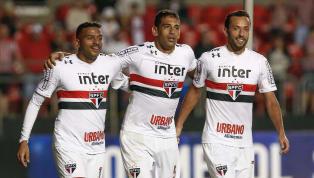 Com Joao Rojas, São Paulo está escalado para enfrentar o Flamengo