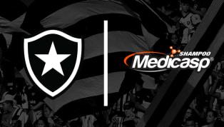 Botafogo anuncia patrocinador para a manga do uniforme até o fim de agosto