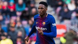 Sem espaço no Barcelona, Yerry Mina interessa ao Boca Juniors