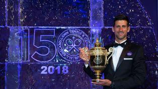 Djokovic diz que não esperava vencer em Wimbledon