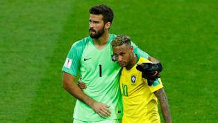 Goleiro Alisson entra para o time dos jogadores mais caros da história