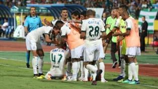 Goiás e Coritiba 'trocam' palavrões durante partida válida pela Série B