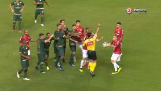 Jogadores e vice de futebol falam sobre polêmicas no duelo entre América-MG e Inter