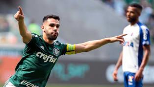 Bruno Henrique vive outro dia de artilheiro e Palmeiras bate o Paraná no Allianz Parque