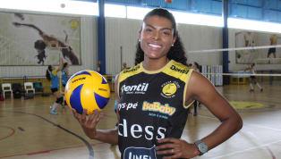 Fernanda Garay volta à seleção brasileira