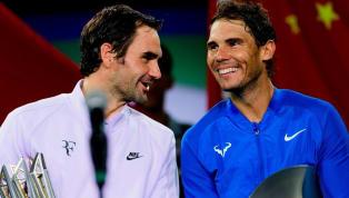 Rafael Nadal afirma nunca ter visto um tenista como Roger Federer