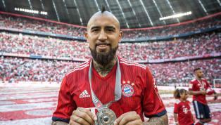 Arturo Vidal deixa concentração do Bayern para assinar com Barcelona