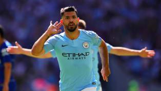Aguero marca na Supercopa da Inglaterra e chega aos 200 gols pelo Manchester City