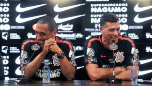 Marcelinho é o novo capitão do Corinthians