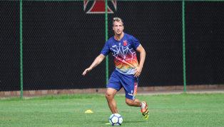Apesar de o Vasco divulgar lista com Maxi, atacante não está regularizado na 'Sula'