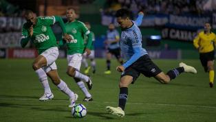 Hernane 'Brocador' vai trocar o Grêmio pelo Sport, clube que defendeu em 2015