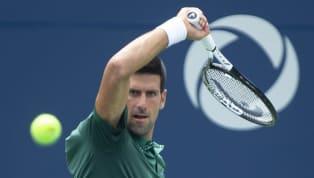 Novak Djokovic vence a segunda em Toronto