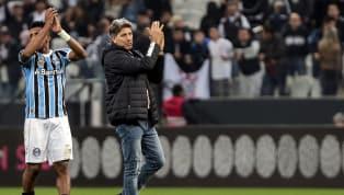 Renato Portaluppi exalta 'atuação de gala' do Grêmio e reitera: 'Melhor futebol do Brasil'