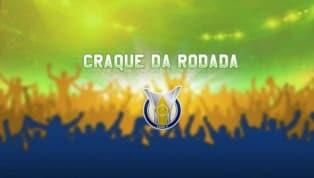 VOTE: quem foi o craque da 21ª rodada do Campeonato Brasileiro?