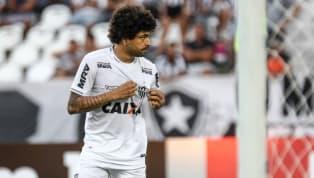 Luan, do Atlético-MG, provoca o Cruzeiro: 'Treme mesmo para o Galo'