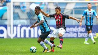 América-MG anuncia a contratação por empréstimo do meia Lincoln, do Grêmio
