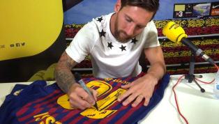 Em entrevista ao Tot Costa, programa de Radio da Catalunha, Messi falou sobre CR7 e Arthur