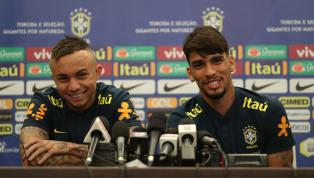 Everton e Paquetá 'elegem' melhor do mundo e falam sobre momento da carreira