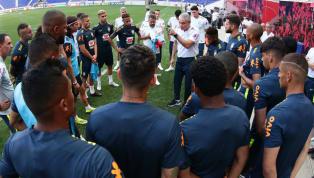 CBF divulga numeração oficial para amistosos da seleção brasileira