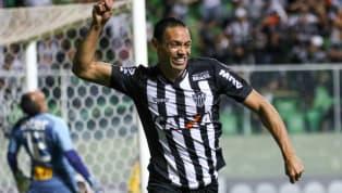 Após vitória do Atlético-MG sobre o então líder São Paulo, Ricardo Oliveira anuncia renovação