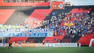 Bruno Silva revela pedido de desculpas do árbitro após gol mal anulado do Cruzeiro