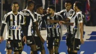 Após vitória contra o Paraná, Santos alfineta o rival Corinthians nas redes sociais