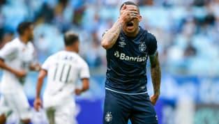 Jael passa por cirurgia no joelho e vai desfalcar o Grêmio por 35 dias