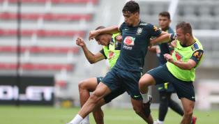 CBF divulga imagens do último treino da seleção brasileira nos Estados Unidos; assista
