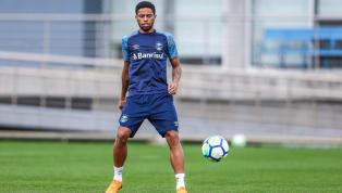 André sente dores na panturrilha e deve desfalcar o Grêmio por três semanas