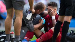 Firmino faz exames no olho e pode desfalcar Liverpool na Liga dos Campeões