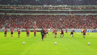 Vasco sai na frente em Brasília, e torcedores não perdoam elenco do Flamengo no Twitter