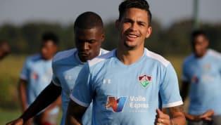 Fluminense inclui nomes de Dodi e Luciano na lista de inscritos na Sul-Americana