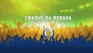 VOTE AQUI: quem foi o craque da 25ª rodada do Campeonato Brasileiro?