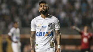 Gabigol revela estar vivendo melhor fase da carreira e diz que preferência para o futuro é o Santos