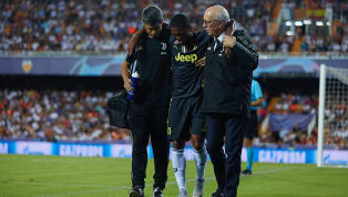 Juventus confirma lesões de Douglas Costa