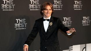Modric vence o prêmio 'The Best' da FIFA e quebra hegemonia de 10 anos de Messi e CR7