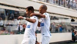 Convocados, 'dupla gringa' deve desfalcar o Santos no clássico contra o Corinthians