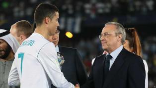 Florentino Pérez sobre Cristiano Ronaldo: 'Um dia ele vai voltar ao Real Madrid'