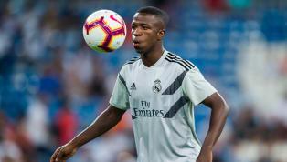 Vinicius Jr. é relacionado para primeiro jogo oficial com time principal do Real Madrid