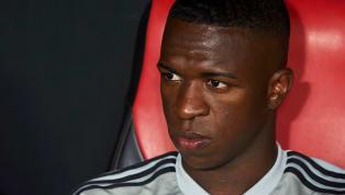 Real Madrid e Atlético revelam escalações com Vinicius Jr. no banco